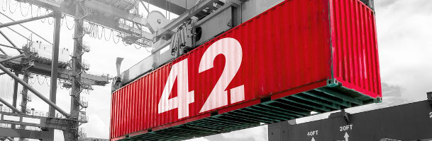 Smart container skal verden rundt i to år