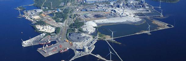 Nordens største LNG terminal indviet