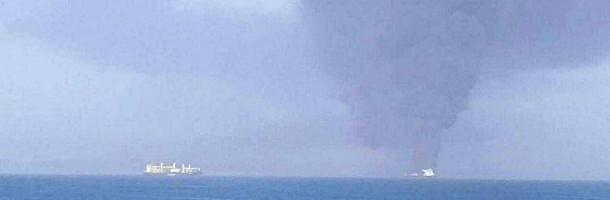 Frontline: Skibet er fortsat flydende