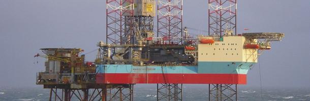 Maersk Innovator forlænget på Buzzard