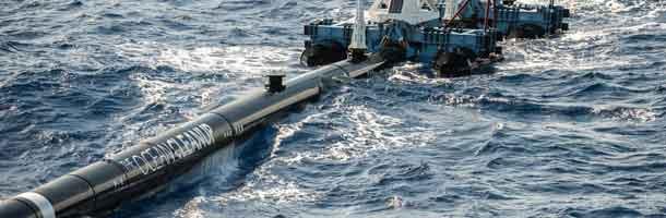 Ocean Cleanup gør klar til nyt forsøg