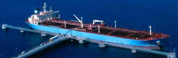 Maersk Tankers har gang i butikken