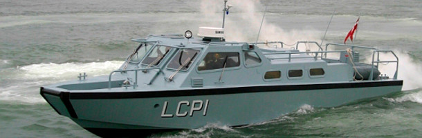 Dansk forsvar og politi i aktion i Middelhavet