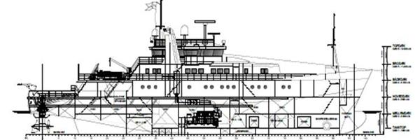 Bygning af nyt kontrolskib skal afgøres mellem to danske værfter