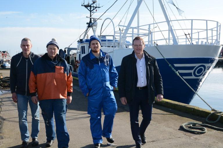 Fiskerne siger nej til  kamera-overvågning