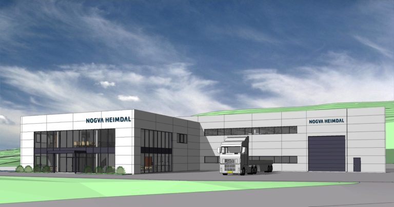 Nogva Heimdal Propulsion satser og bygger ny industribygning i Molde