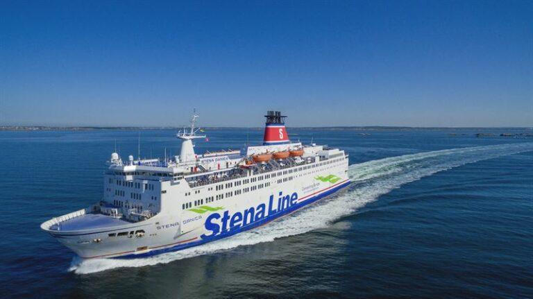 Solidt comeback for dansk-svensk færgetrafik