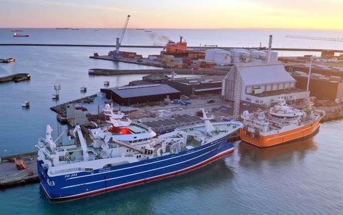 Danmarks største skibsværft havde miserabelt 2020