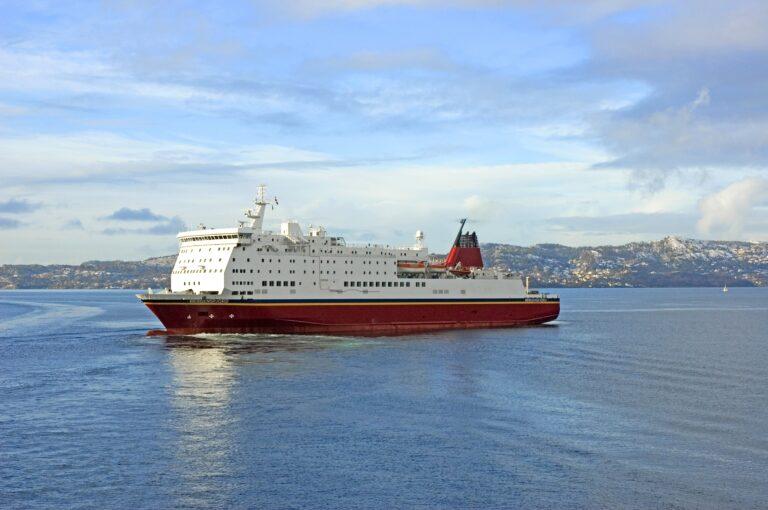 Ny refinansiering af Fjord Line