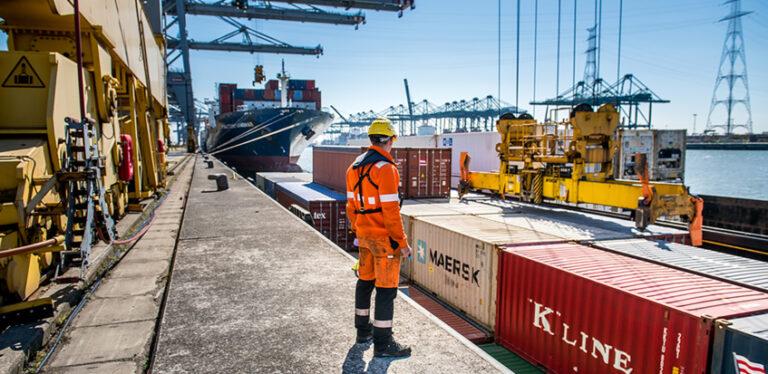 Stigende mængder kokain ankommer med containerskibe til EU