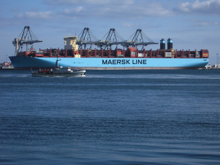 Mærsk og Danish Crown i globalt logistik samarbejde