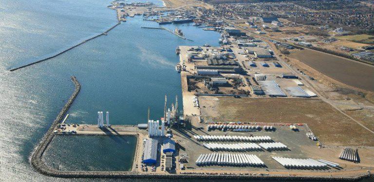 Jubel på dansk havn over opgraderet infrastruktur