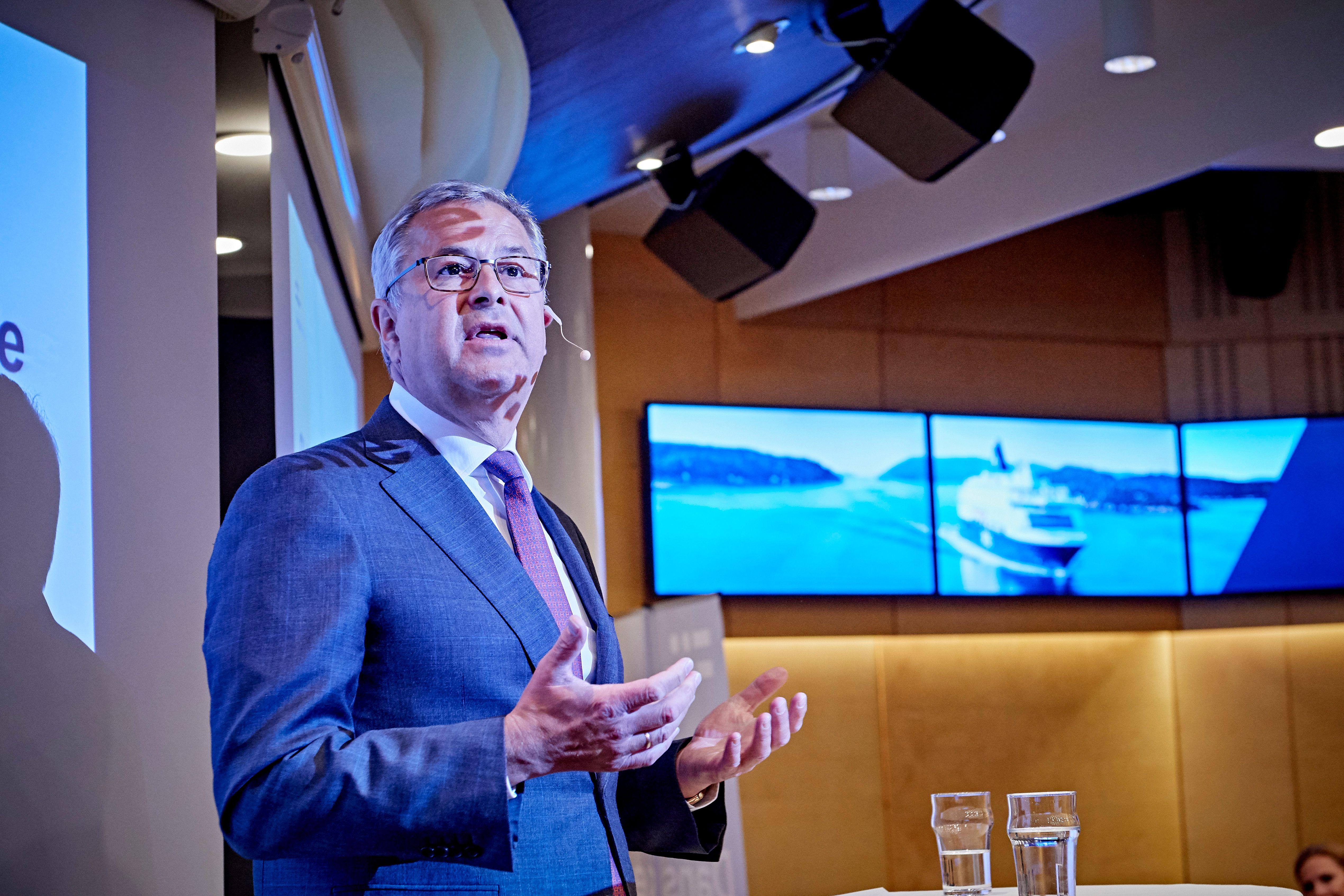 Opsigtsvækkende: Maersk-chef vil forbyde oliedrevne skibe