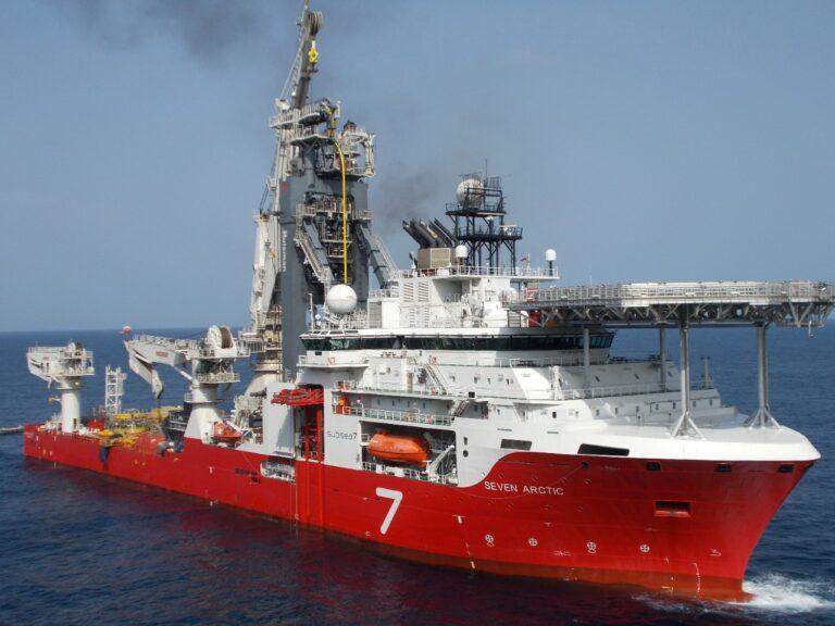 Offshorerederi i milliardunderskud