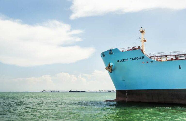 Voldsom anklage: Kvinde voldtaget på Maersk-skib