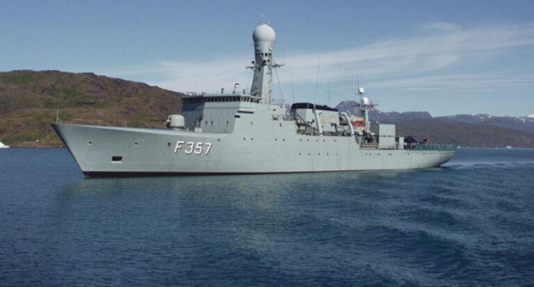 Arktisk Kommando dropper eftersøgning af hollænder