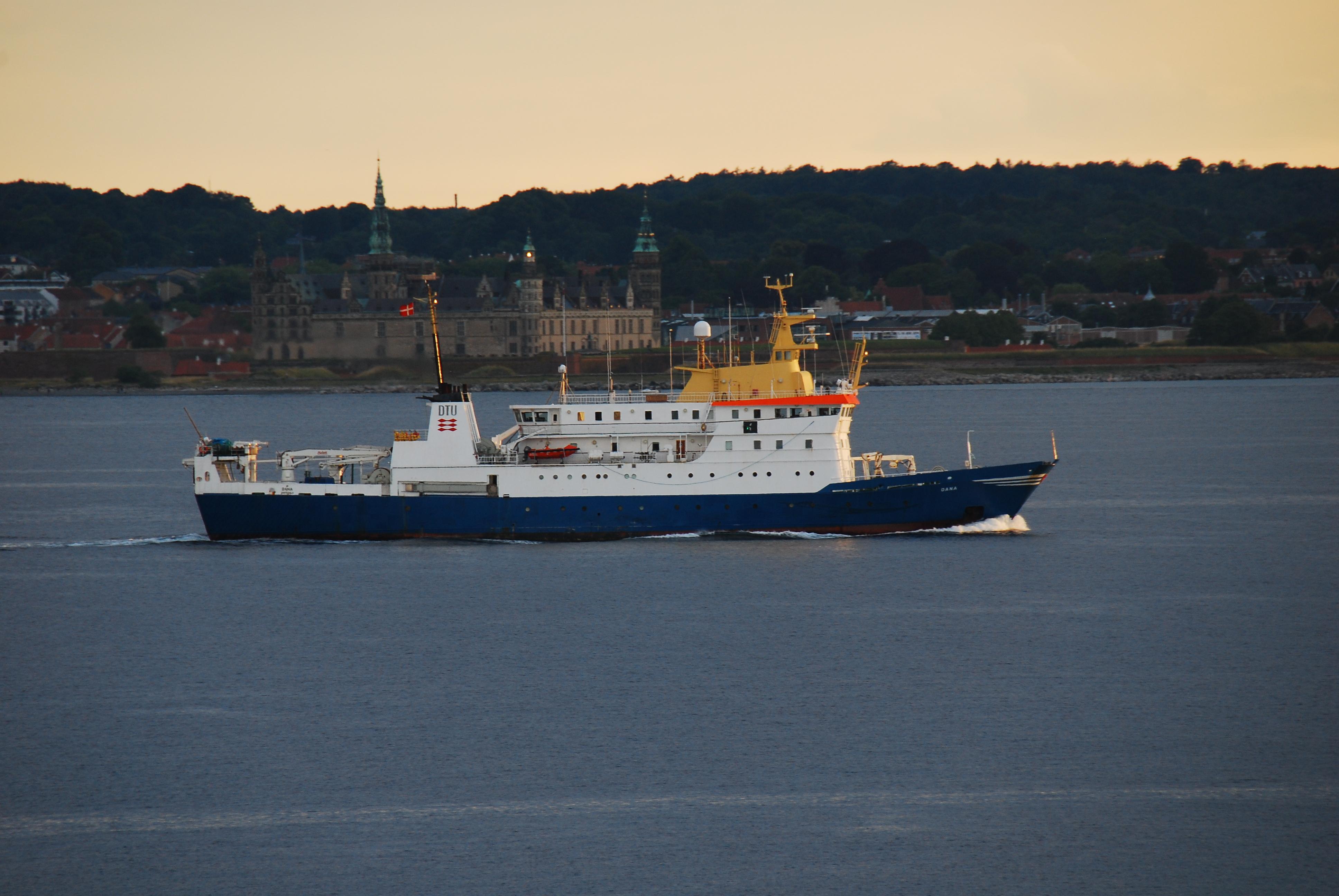 50 millioner til nyt dansk forskningsskib
