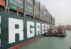 Ny tilbud fra Ever Given-ejere til Suez