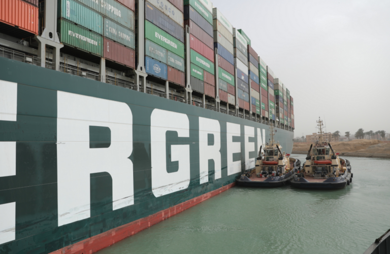 BREAKING: Suez-canal to reopen Monday