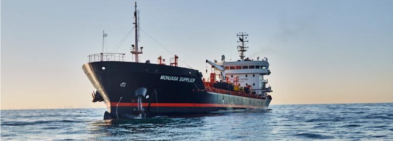 Dansk tankskib rykker til Panamakanalen