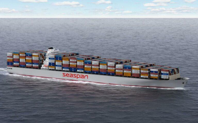 Seaspan announces new forward fixed charters