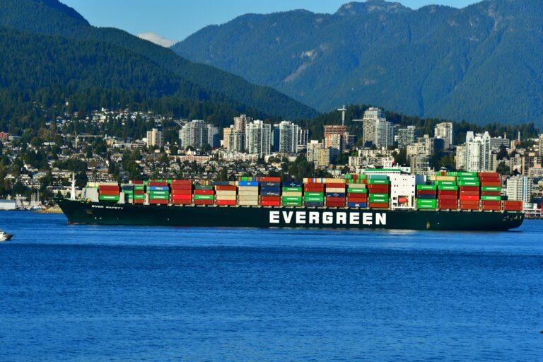 Flådeudvidelse – Evergreen bestiller 24 containerskibe