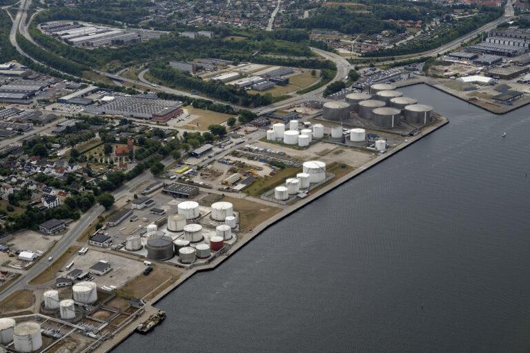Eimskip indgår havneaftale med dansk havn