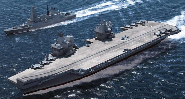 """China warns Royal Navy of """"counter-measures"""" in South China Sea"""