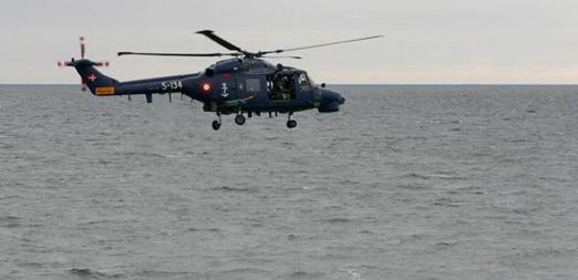 Frygter ulykke: Søværnet leder efter mand i Øresund