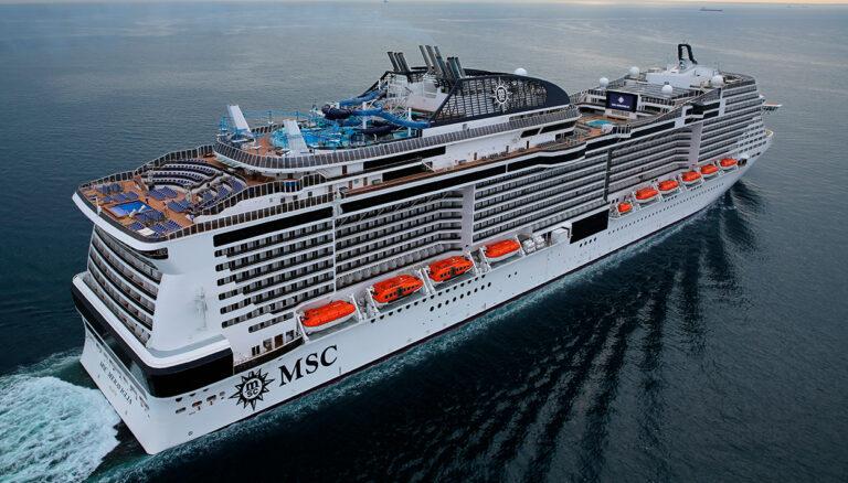 Nu forbydes krydstogtskibe i Venedig