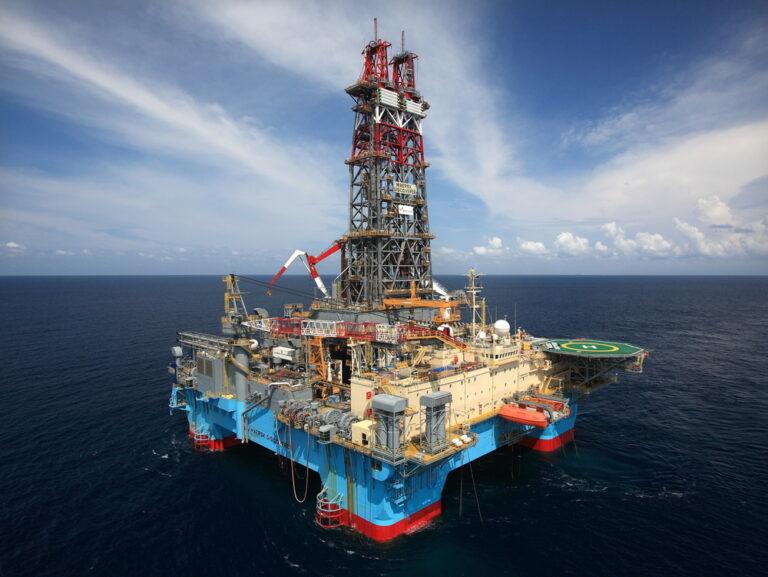 Endnu en brøndkontrakt til Maersk Drilling
