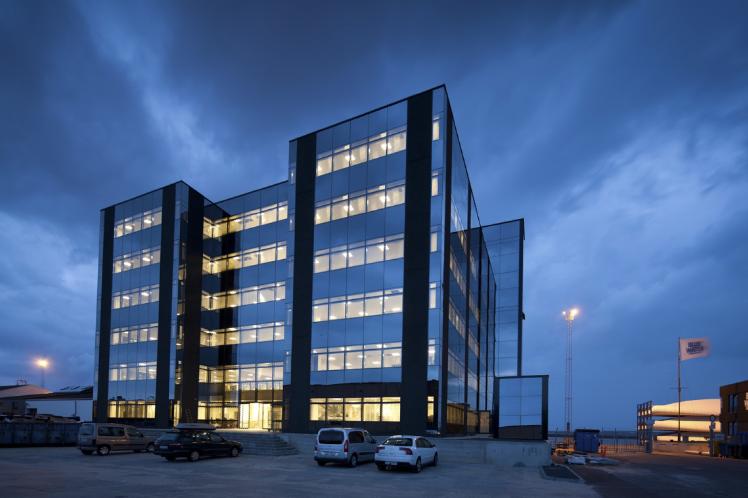 Blue Water Shipping åbner nyt kontor i Rødby