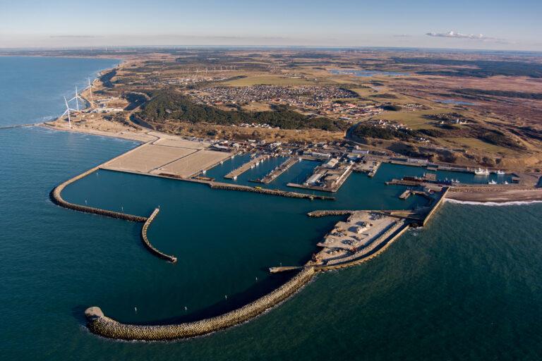 Forretningsudvikler tilknyttet Hanstholm Havn for at tiltrække godsaktivitet