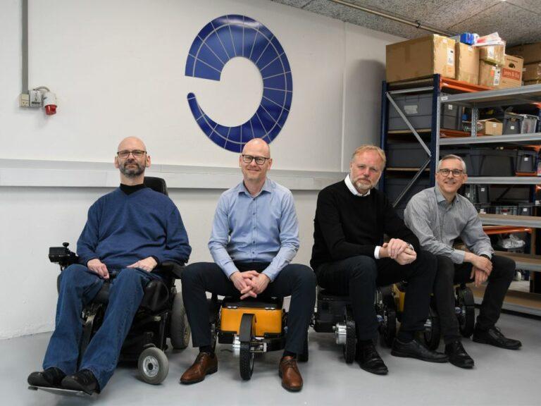 Dansk havne-robot forbereder eksporteventyr