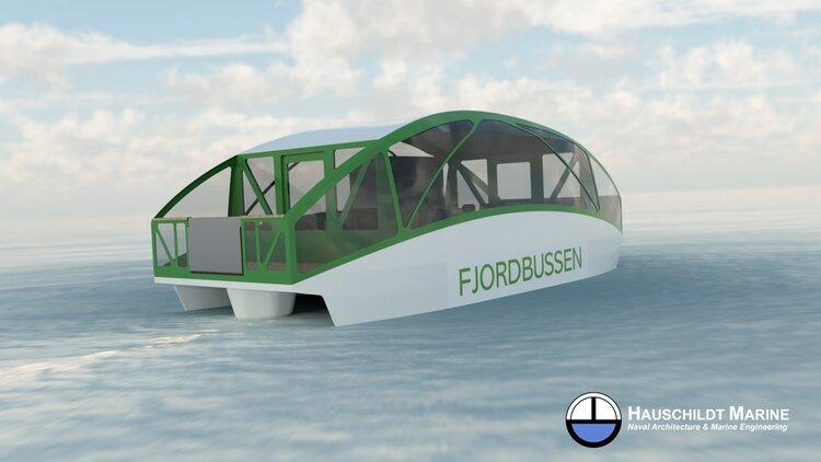 Byggeri af Aalborgs førerløse fjordbusser sat i gang