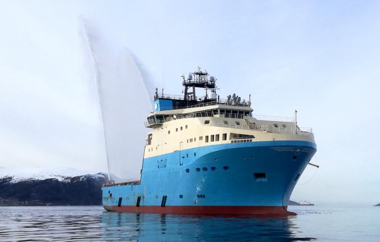 Maersk Supply Service indtager Norge