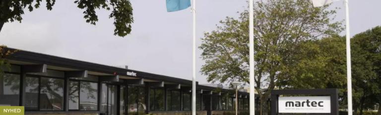MARTEC jubler: Også klar til ny uddannelse i Thisted
