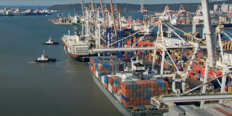 Maersk shuts down in South Africa as looting continues