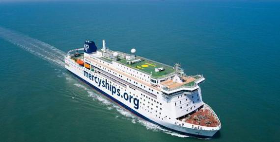 Danske Maritime indgår partnerskab med Mercy Ships