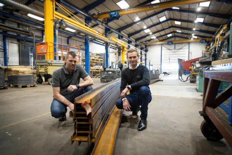 Grønt partnerskab hjælper stålvirksomhed med klimaindsats