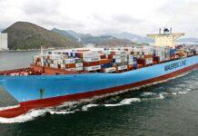 Coronakrise i Sydkina - Maersk omdirigerer 40 skibe