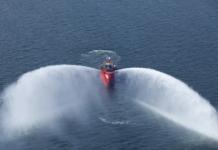 Dansk Esvagt-skib har stor succes i Norge
