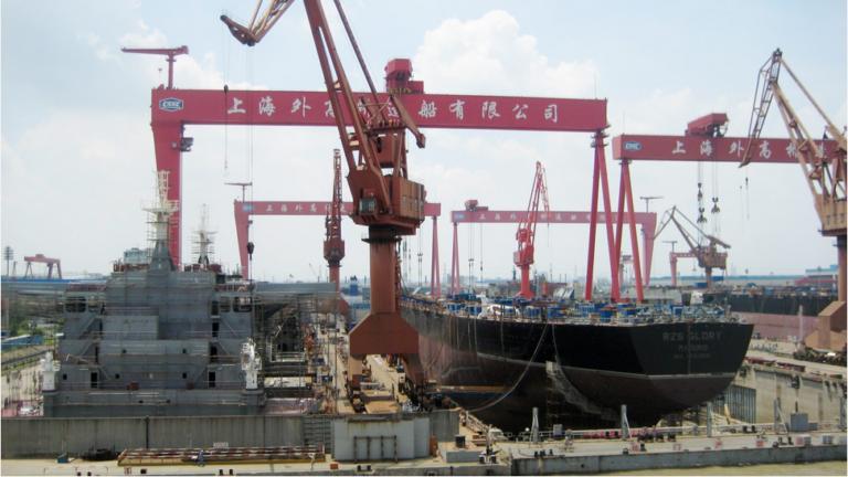 Dansk-kinesisk aftale baner vejen for grøn maritim eksport