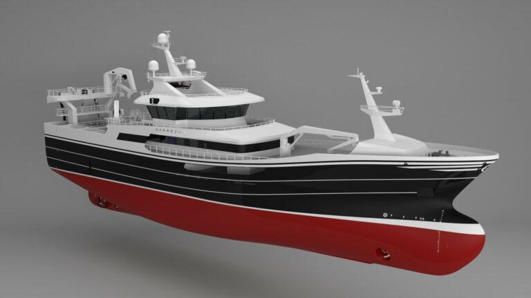 Karstensens Skibsværft sikrer sig ordre på svensk nybygning