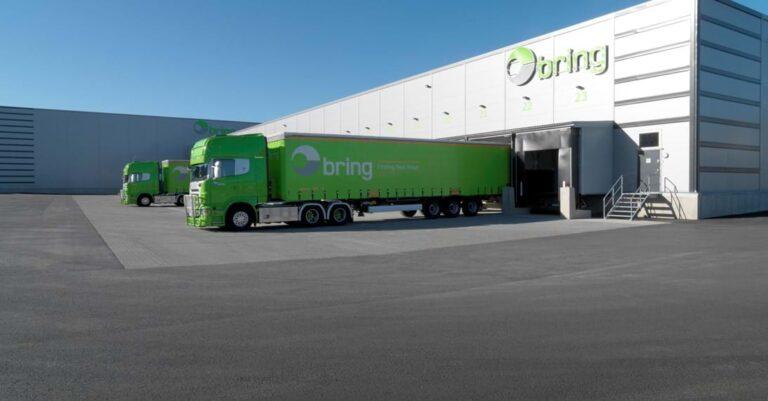 Logistikkoncern etablerer distributionspunkt på Aalborg Havn