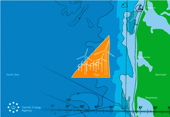 Betingelserne for Danmarks største havvindmøllepark offentliggjort