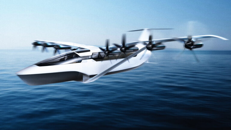 """Video: Brittany Ferries considers zero-emission """"flying ferries"""""""