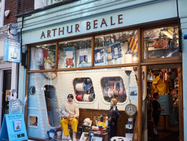 Britain's oldest ship's chandlery closes its doors for the last time