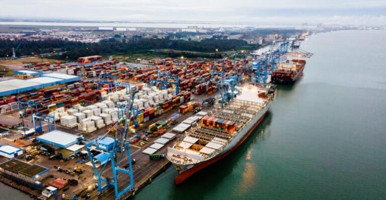 Wilson Sons records largest transhipment operation at Rio Grande