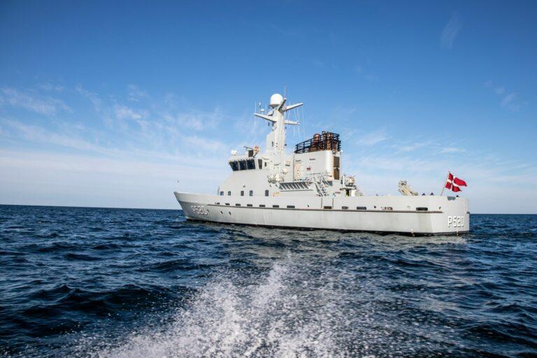 Udvikling af nye patruljeskibe – Sommerens bedste nyhed